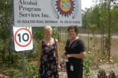 Counsil for Aboriginal Alcohol Problem