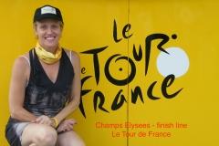 Champs Elysees - Finish Tour de France
