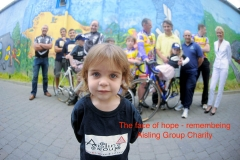 The face of Hope -Remembering Aisling Group